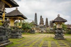 Temple de Besakih, Bali Image stock