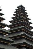 Temple de Besakih dans Bali photo stock