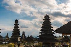 Temple de besakih de Pura Images libres de droits