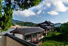 Temple de Bodhisattva Images libres de droits