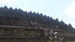 Temple de Borobudur photos stock