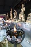 Temple de Bouddha Images libres de droits