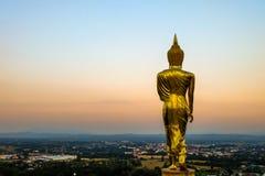 Temple de Bouddha de géant Image libre de droits