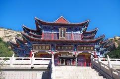 Temple de bouddhisme Photographie stock libre de droits