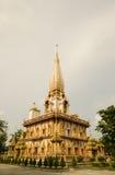 Temple de bouddhisme Photos stock