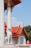 Temple de Buddish en Thaïlande Photo stock