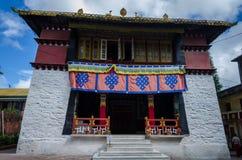 Temple de Budhist Photos libres de droits