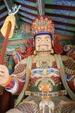 Temple de Busan, Corée du Sud Beomeosa bouddha photos stock