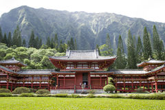 Temple de Byodo Images stock