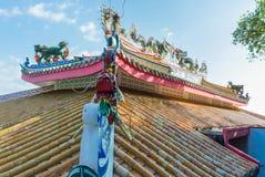 Temple de Chainese Photos libres de droits