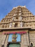 Temple de Chamudesheari images libres de droits
