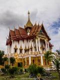 Temple de Charoentham Photographie stock libre de droits