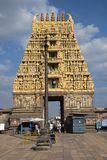 Temple de Chennakeshava, Kesava ou temple de Vijayanarayana Belur, secteur Karnataka, Inde de Hassan photographie stock libre de droits