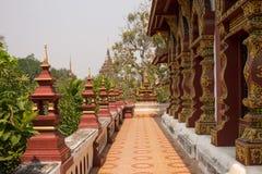 Temple de Chiang Mai Images libres de droits