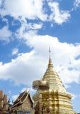 Temple de chiangmai Photos libres de droits