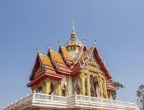Temple de ChiengKrua Photographie stock libre de droits