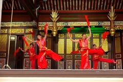 Temple de Chinois de Khoo Kongsi Photos stock