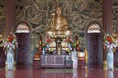 Temple de Chon Nguyen. Long Hai, Vietnam Images libres de droits