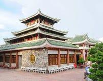 Temple de Chua Xu de Ba - tombeau sacré de dieux images stock