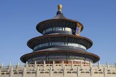 Temple de ciel Photographie stock libre de droits