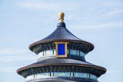 Temple de ciel Photo stock