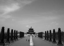 Temple de ciel Photos stock