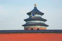 Temple de ciel Photo libre de droits