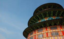 Temple de ciel Photographie stock