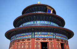 Temple de ciel (Pékin, Chine) Photos stock