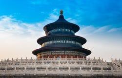 Temple de ciel, Pékin, Chine Images stock