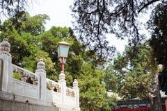 Temple de Confucius, Pékin, Chine image libre de droits