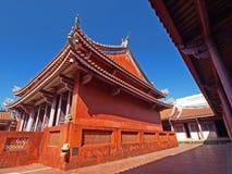 temple de Confucius Tainan Photographie stock
