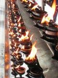 Temple de dent à Kandy/Sri Lanka Image libre de droits