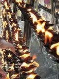 Temple de dent à Kandy/Sri Lanka Photo stock