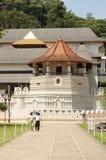 Temple de dent de sucrerie Sri Lanka de Budda Photos libres de droits