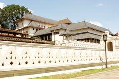 Temple de dent de sucrerie Sri Lanka de Budda Image libre de droits