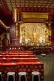 Temple de dent de relique de Bouddha Photos stock
