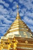 Temple de Doi Suthep Photographie stock libre de droits