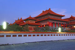 Temple de dragon à Bangkok Thaïlande Photo stock
