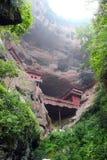 Temple de Ganlu Photographie stock libre de droits
