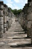 Temple de guerriers photos libres de droits