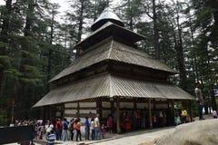 Temple de Hadimba Images stock