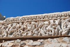 Temple de Hadrian, Ephesus, Turquie, Photos libres de droits