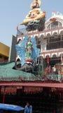 Temple de Hanuman image stock