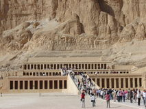 Temple de Hatshepsut photographie stock