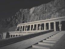 Temple de Hatshepsut photo libre de droits