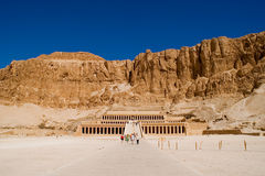 temple de hatshepsut de l'Egypte Images stock