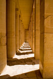 temple de hatshepsut de l'Egypte Photo stock
