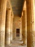 Temple de Hatshepsut, les Rois Valley, Luxor (Egypte) Photos libres de droits