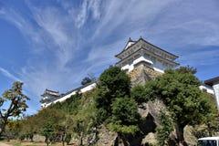 Temple de Himeji au Japon photos stock